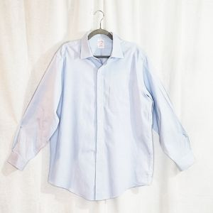 Brooks Brothers Blue Button Down Shirt